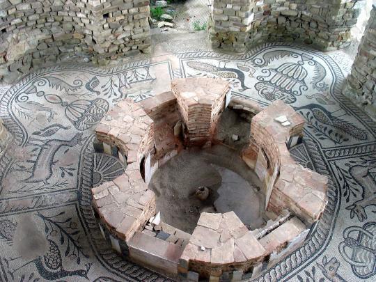 Kasteallas Makedonian Stobissa, ca. 5 vs