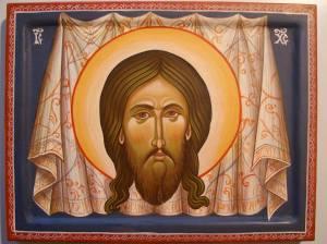 Kristuksen käsittätehty ikoni