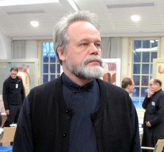 Isä Heikki Huttunen