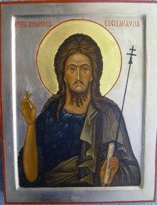Herran edelläkävijä ja kastaja Johannes. (Photo: Aristarkos Sirviö)