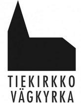 Tiekirkko - opaste ohjaa kirkolle. (Photo: evl.fi )