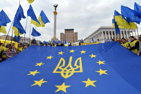 Ukraina utlyser vapenvila avfardas av ryssland
