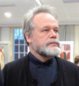 Rovasti Heikki Huttunen (Photo: Aristarkos Sirviö)