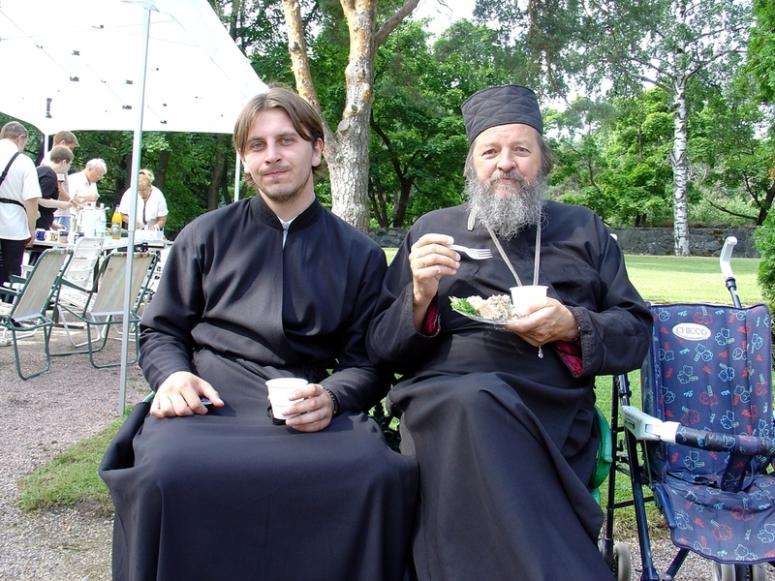 Isä Timo Lehmuskoski