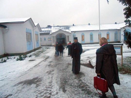 Kirkolliskokous pidetään Valamon luostarin kulttuurikeskuksessa. (Kuva/Photo: Aristarkos Sirviö)