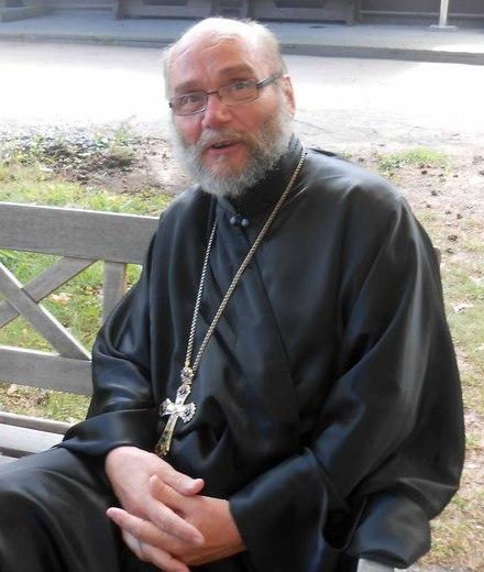 Isä Leo Huurinainen (Kuva/Photo: Aristarkos Sirviö)