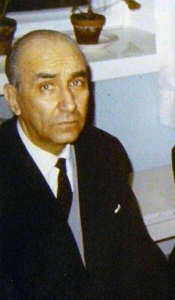 Nikolai Tjapugin. (Kuvalähde/photo: VHY:n kuva-arkisto)