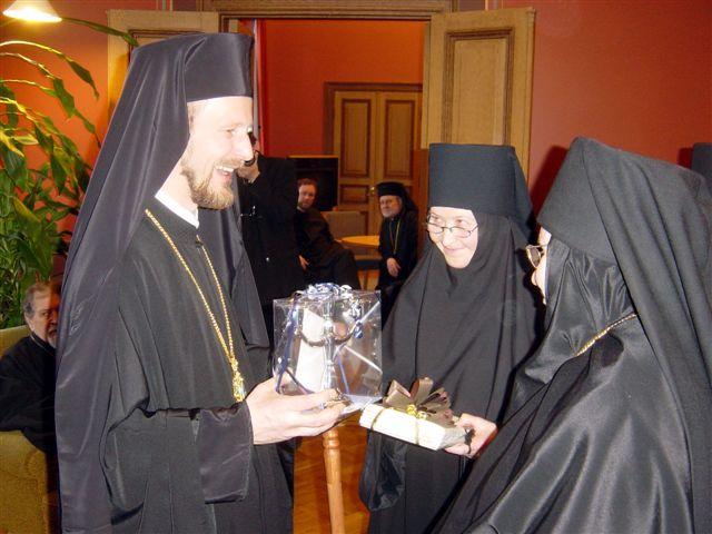 Piispa Arseni ja Lintulan nunnat