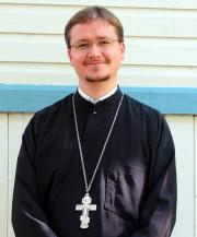 Isä Mikael Sundkvist (kuva/Photo: Ortodoksi.net )