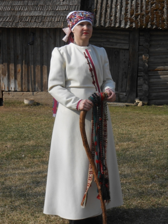Ülemsootska Annela Laaneots. (Kuva/Photo: Aristarkos Sirviö)