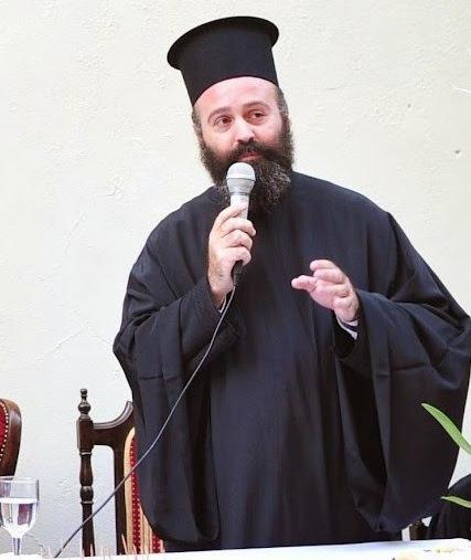 Piispa Makarios. (Kuva/Photo: Ekumeeninen patriarkaatti)