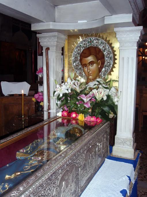 Pyhä Johannes Venäläinen 3