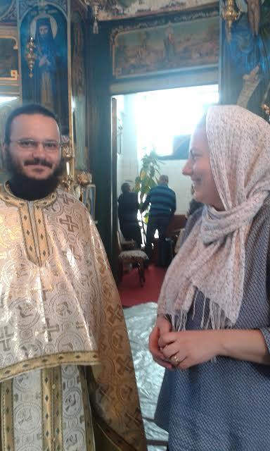 romanialainen ortodoksinen pappi