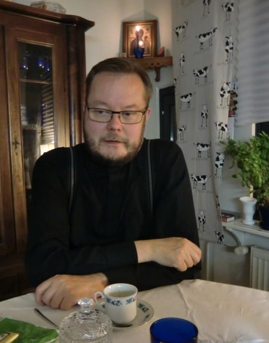 On ollut monia tilanteita, joissa on tullut metropoliitta Johannesta suorastaan ikävä. (Kuva/Photo: Hellevi Matihalti )
