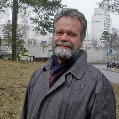 Isä Heikki Huttunen. (Kuva/Photo: Aristarkos Sirviö)