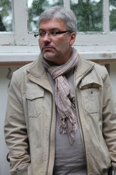 Jevgeni Vodolazkin. (Kuva/photo: Ilya Tolstoy)