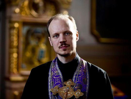 Isä Ville Kiiveri. (Kuva/photo: Eetu Sillanpää)
