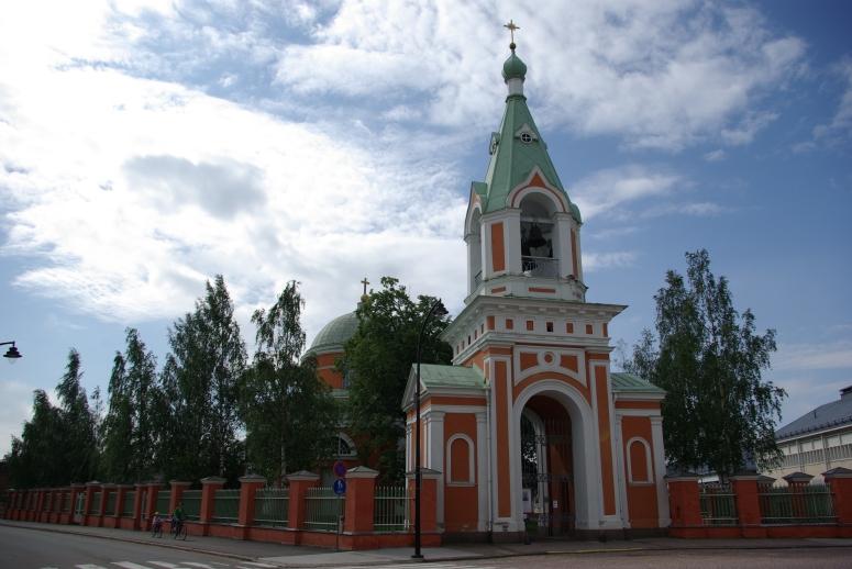 Pietarin ja Paavalin kirkko Haminassa