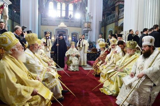 Liturgia 19.6. (KUVA/PHOTO:© Dimitrios Panagos)