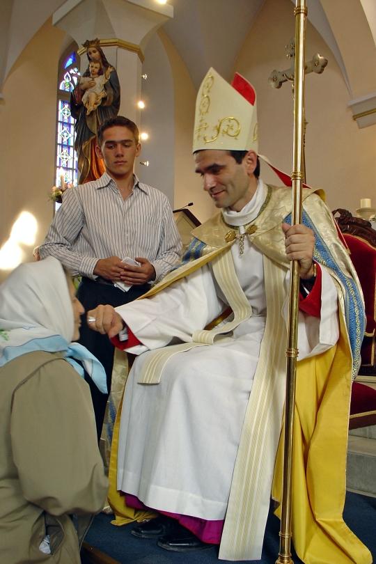 Perstusan piispa Philippe Jourdan